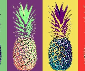 ananas, the best, and green image