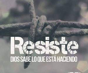 frase, dios, and pensamiento image