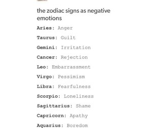astrology, emotions, and feelings image