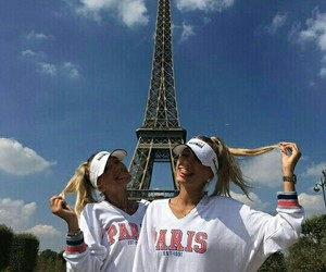 paris and lisa and lena image