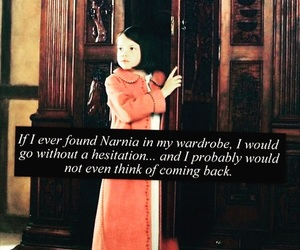 Lucy, movie, and narnia image