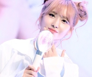 candy, hairstyles, and k-pop image