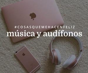 earphones, easel, and music image