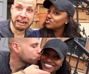 couples and interracial image