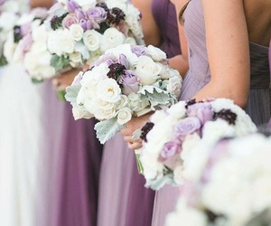 bouquets, design, and flowers image