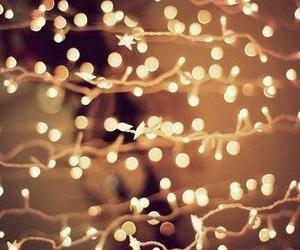 christmas, lights, and new year image