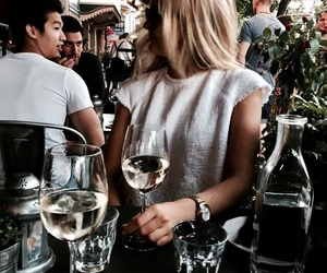 fashion and wine image