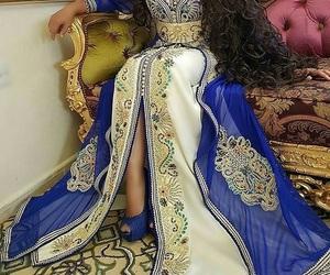 fashion, oriental, and woman girl image