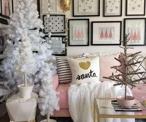 christmas, girly, and glam image