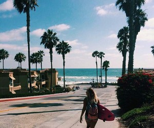 beach, travel, and tumblr image