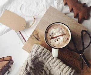 coffee, Cookies, and cozy image