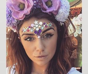 edm girls, festival fashions, and women of edm image