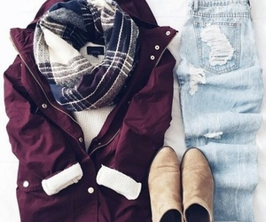 clothes, fashion, and pants image
