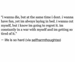 broken, depression, and empty image