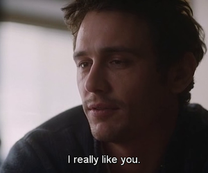 james franco, quotes, and movie image