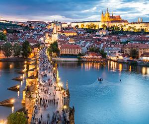 czech republic, prague, and traveling image