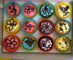 Cookies, sweets, and cupcakes image