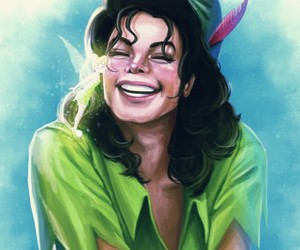beautiful, michael jackson, and mj image