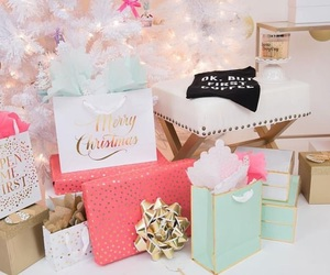 christmas, presents, and december image