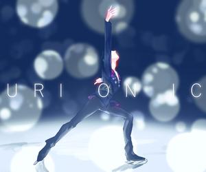 anime, anime boy, and yuri on ice image