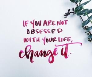 life and change image
