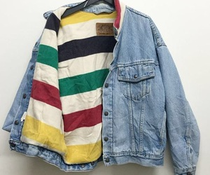 fashion, indie, and jacket image