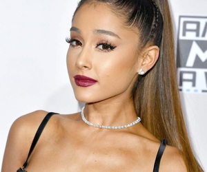 new, ariana grande, and american music awards image