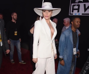 Lady gaga and american music awards image