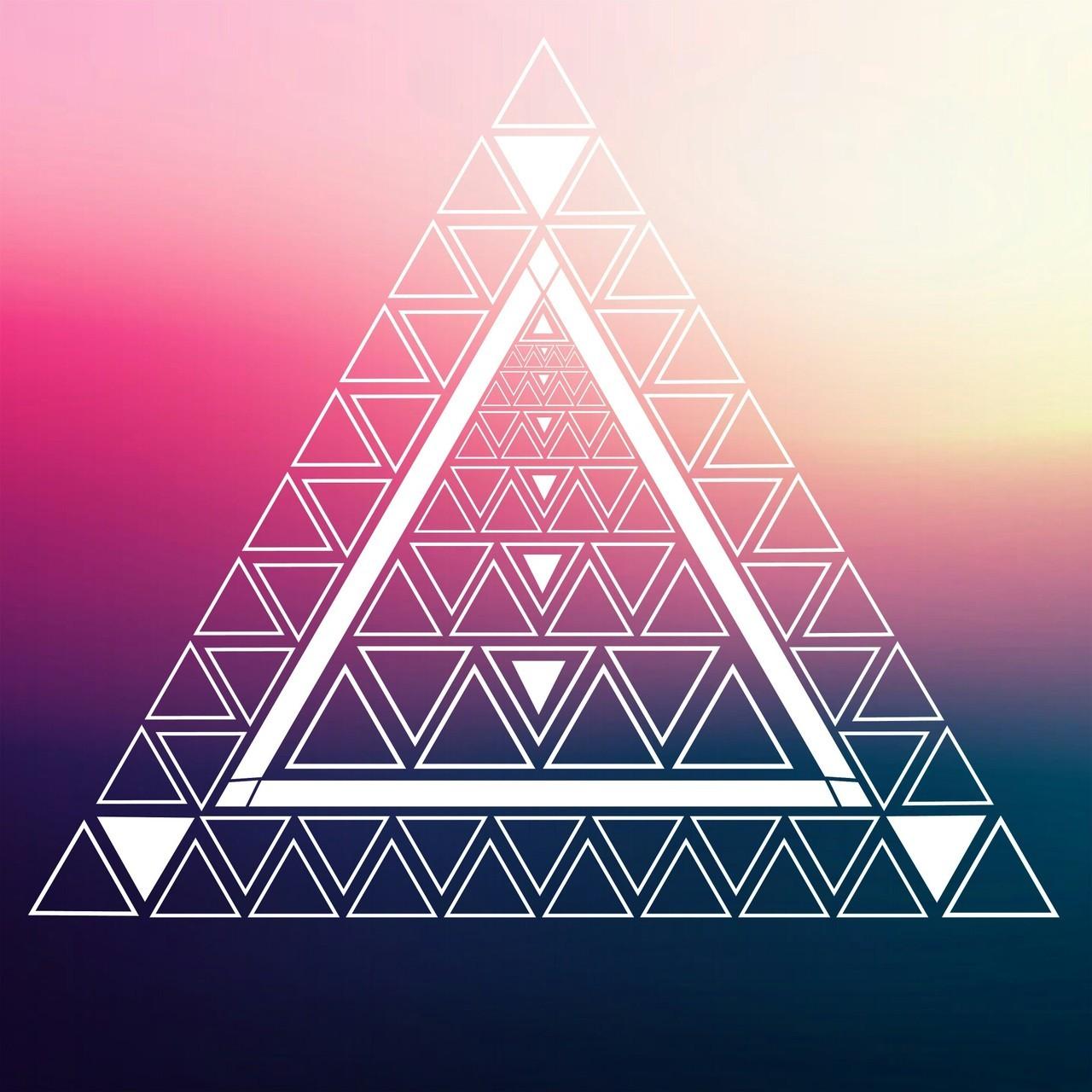 пожелания красивые картинки в треугольниках чертой является черный