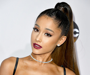 ariana grande, pretty, and singer image