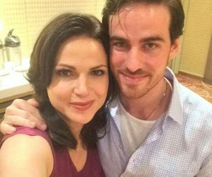 hook, once upon a time, and regina image
