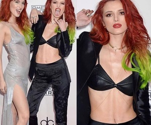 hair, american music awards, and bella thorne image
