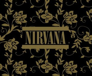 nirvana, wallpaper, and band image