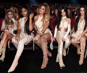 new, american music awards, and fifth harmony image