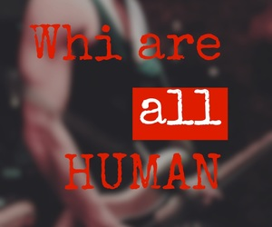 whi are all human image