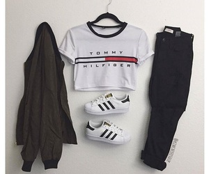 tommy hilfiger and adidas image