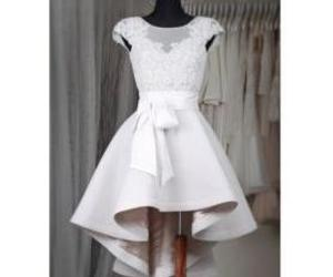 dress, white, and homecoming dresses image