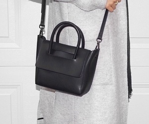 bag, black, and blogger image