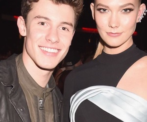 Karlie Kloss, shawn mendes, and american music awards image