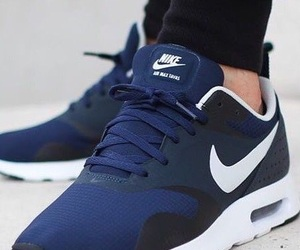 blue, comfortable, and nike image
