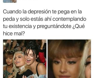 frases, meme, and ariana image