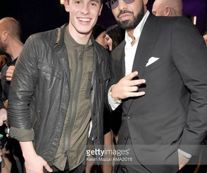 Drake and shawn mendes image