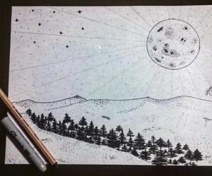 dibujo, cute, and draw image