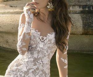 beauty and dress image