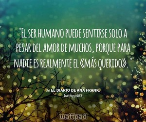 ana, frases, and books image