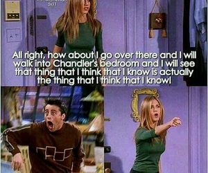 funny, Joey, and rachel image