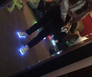 dance and light up shoes image