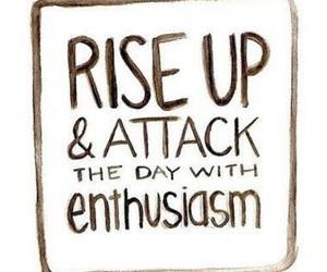 enthusiasm, life, and motivation image