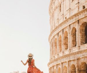 travel, italy, and roma image
