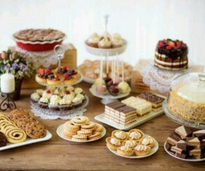Cookies, dessert, and tarts image